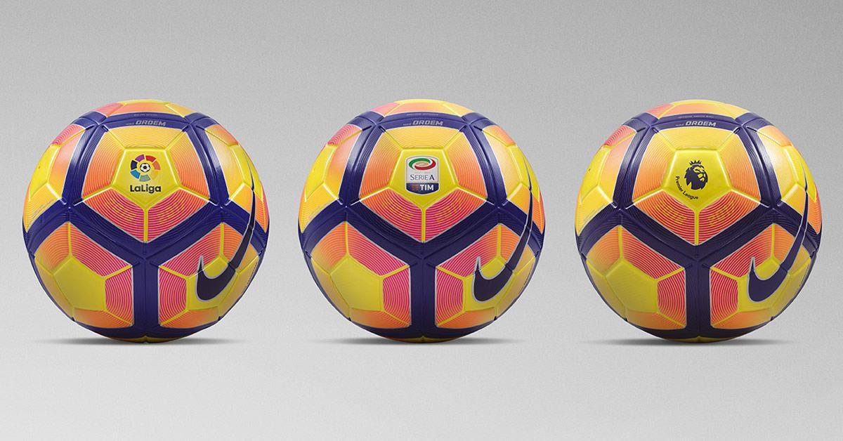 Nuevo balón invernal Ordem 4 | Foto Nike