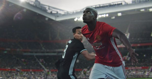 Paul Pogba en el video de Adidas