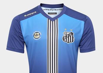 Nueva camiseta del Santos | Imágenes Web Oficialq