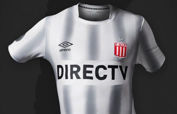 Camiseta especial de Estudiantes | Foto Umbro