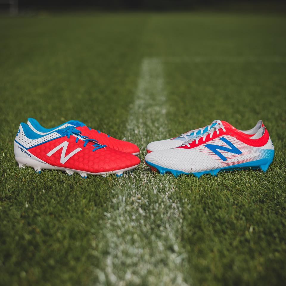 Nuevos colores para los Visaro & Furon | Foto New Balance