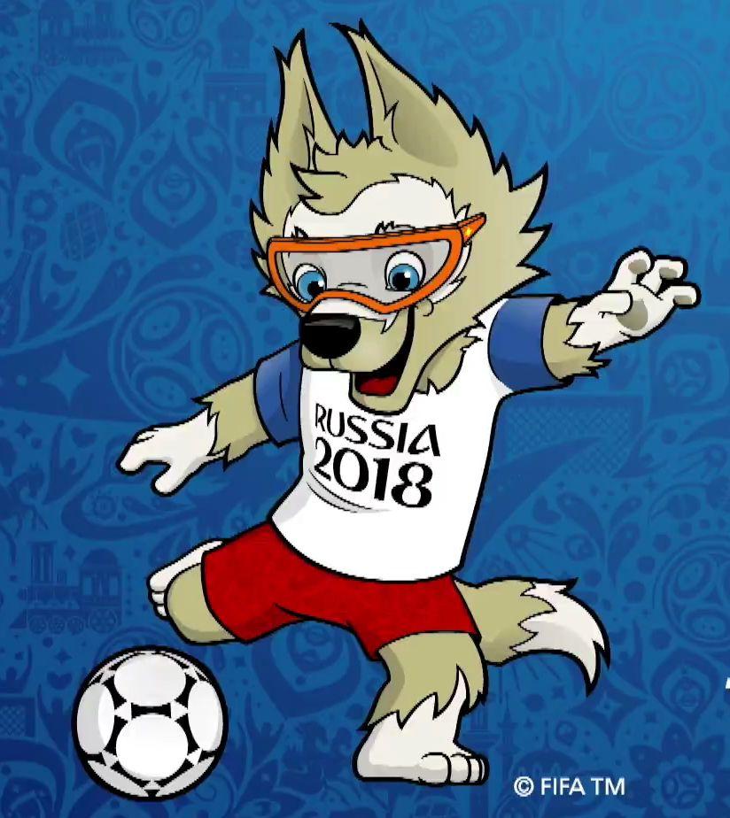 Zabivaka es la mascota oficial del Mundial de Rusia 2018 ...