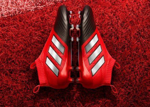 Nuevos botines ACE17+ PURECONTROL   Foto Adidas