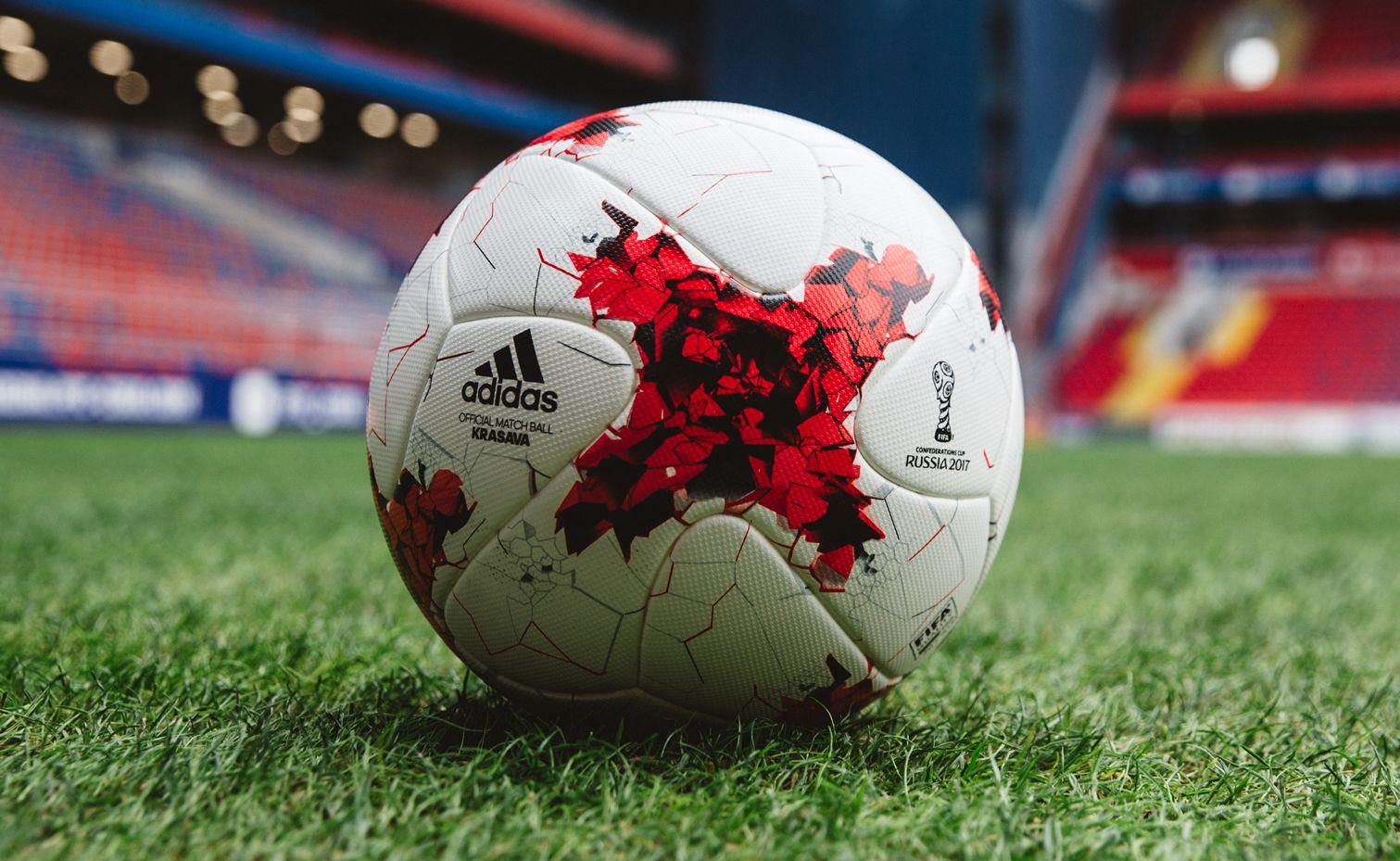 Nuevo balón Krasava | Foto Adidasq