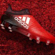 Versión Red Limit de los X16   Foto Adidas