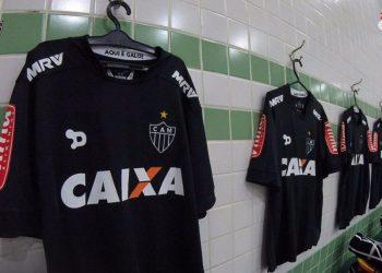 Nueva camiseta del Atlético Mineiro | Foto Web Oficial