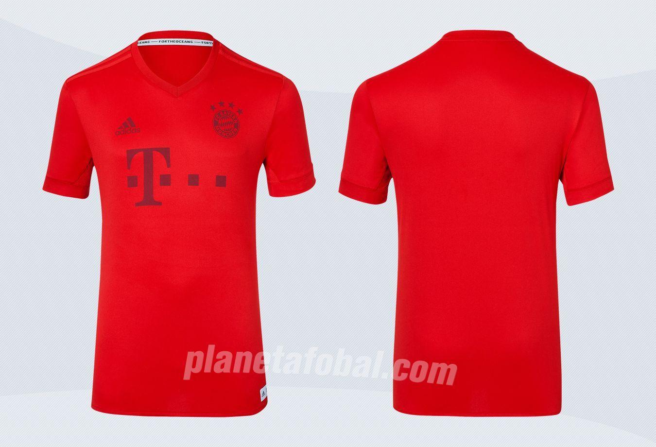 Camiseta especial del Bayern Munich | Imágenes Tienda Oficial