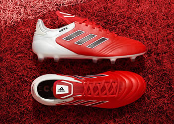 "Nuevos botines COPA ""Red Limit"" 