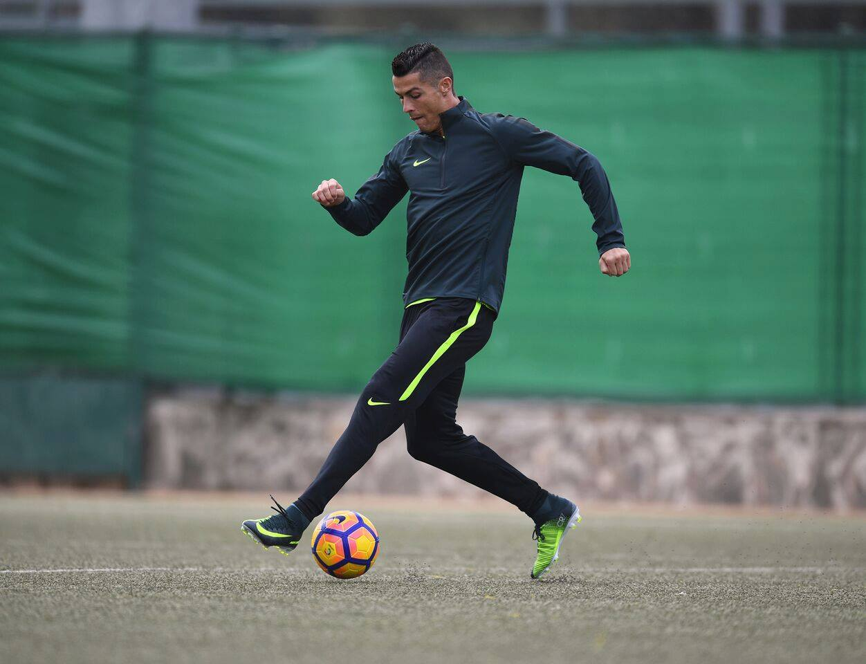 Cristiano Ronaldo seguirá unido a Nike