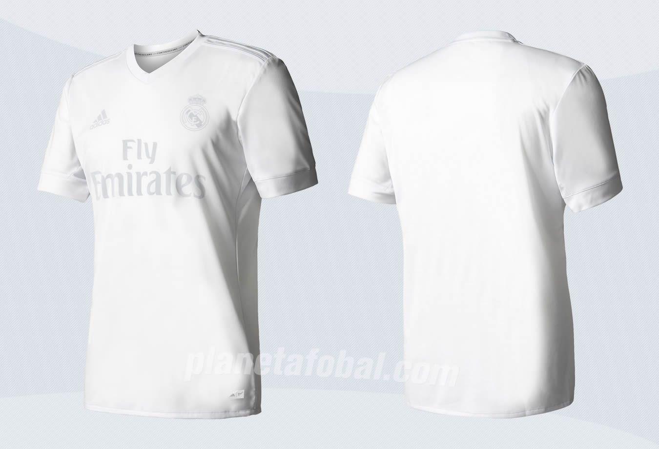 Equipación especial del Real Madrid | Imágenes Tienda Oficial