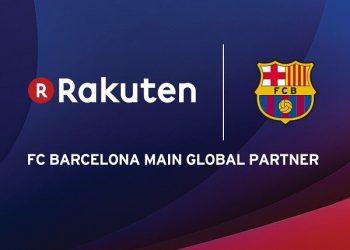 Barcelona tendrá a Rakuten de sponsor | Foto Web Oficial