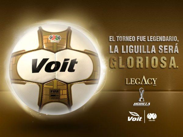 La versión del Legacy para la Liguilla | Foto Voit