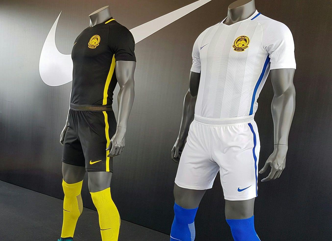 Camisetas de Malasia | Foto Twitter Oficial