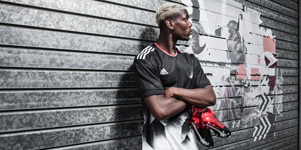 "Pogba protagoniza ""Never Follow"" | Foto Adidas"