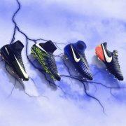 Colección de botines Dark Lightning Pack   Foto Nike