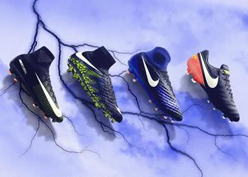 Colección de botines Dark Lightning Pack | Foto Nike