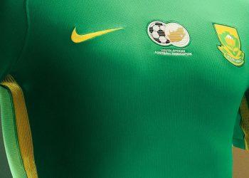Nueva camiseta suplente de Sudáfrica | Foto Web Oficial