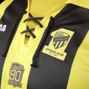 Casaca especial del Al Ittihad FC   Foto Web Oficial