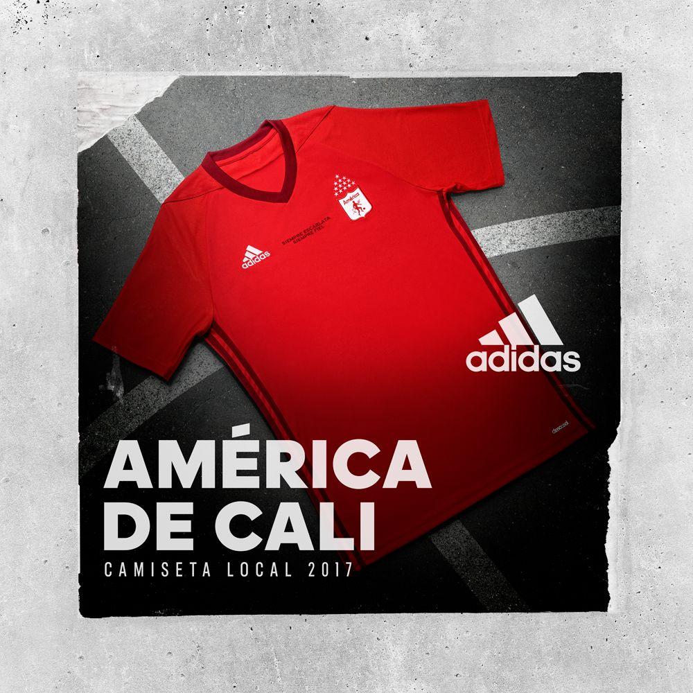 Nueva casaca del América de Cali | Foto El Espectador