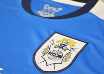 Nueva camiseta de Gimnasia | Foto Penalty