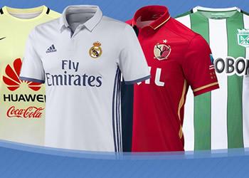 Las camisetas del Mundial de Clubes 2016