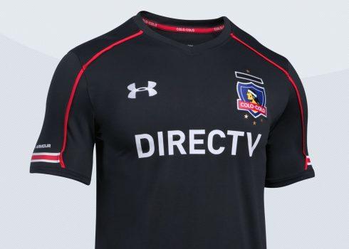 Nueva camiseta del Colo-Colo   Imagen Under Armour