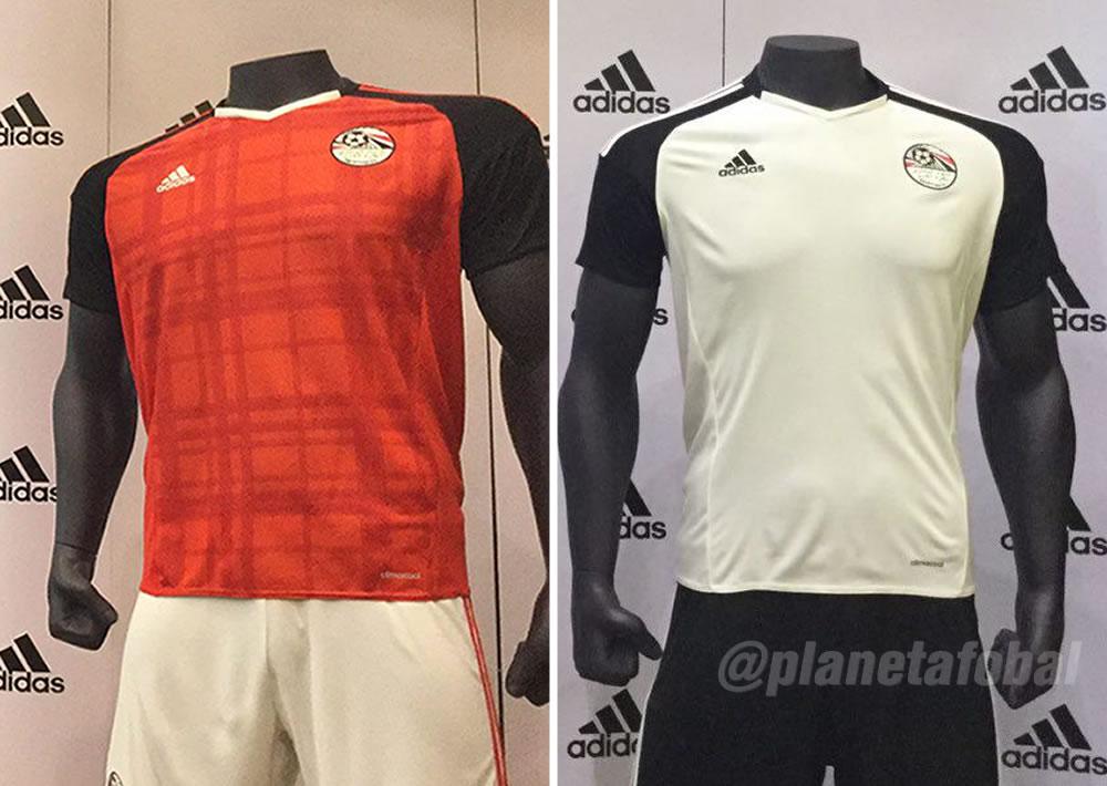 Nuevas camisetas de Egipto | Imágenes Goal