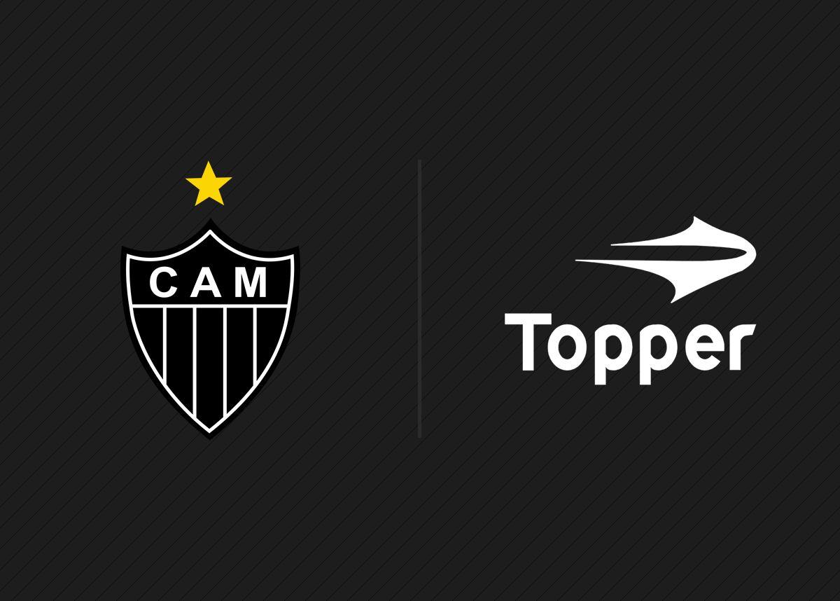 Atlético Mineiro vestirá Topper