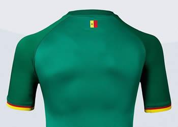 Camiseta suplente de Senegal | Foto Romai