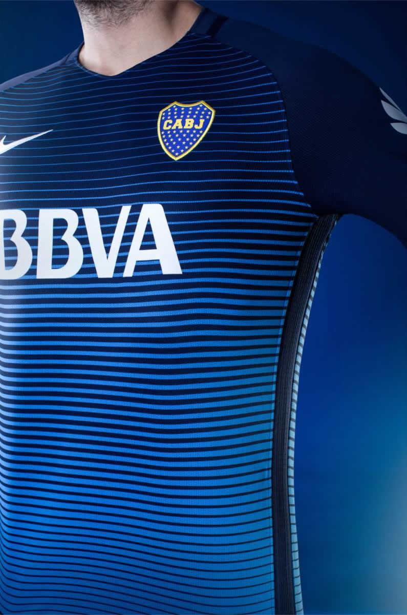 Boca Nike Camiseta Tercera 201617 De FJ3TlK1c