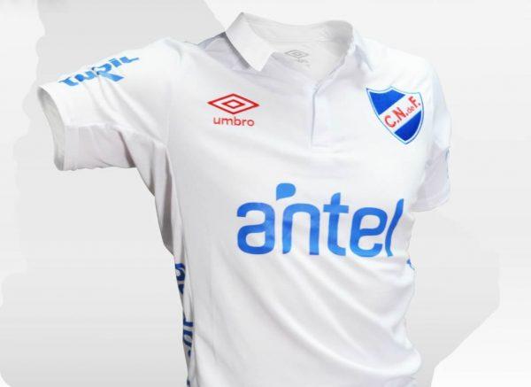 Nueva camiseta de Nacional   Foto Web Oficial