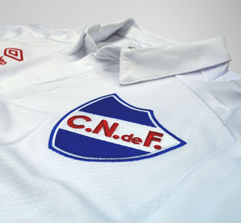 Nueva camiseta de Nacional | Foto Web Oficial