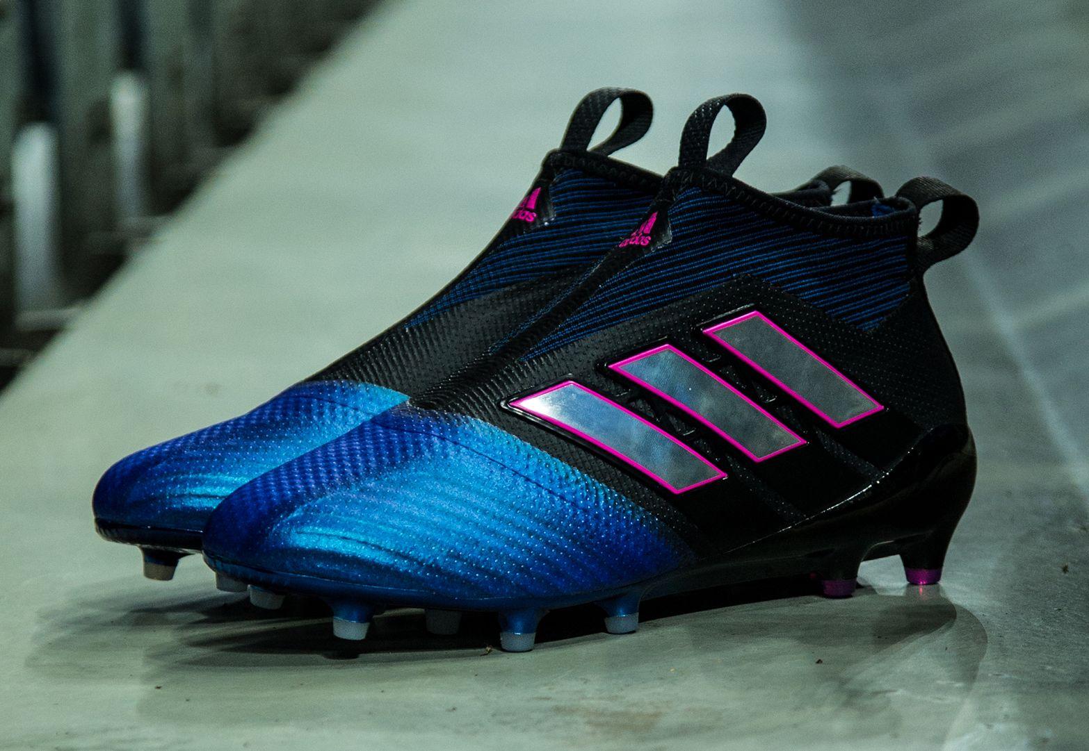 Nuevos ACE17+ PureControl Blue Blast | Foto Adidas