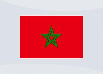 Camisetas de Marruecos (Adidas)