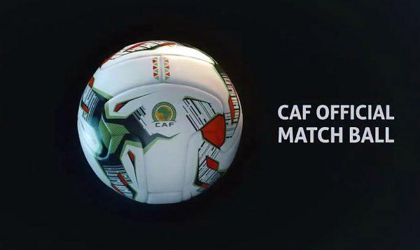 Balón oficial de la Copa Africana de Naciones 2017