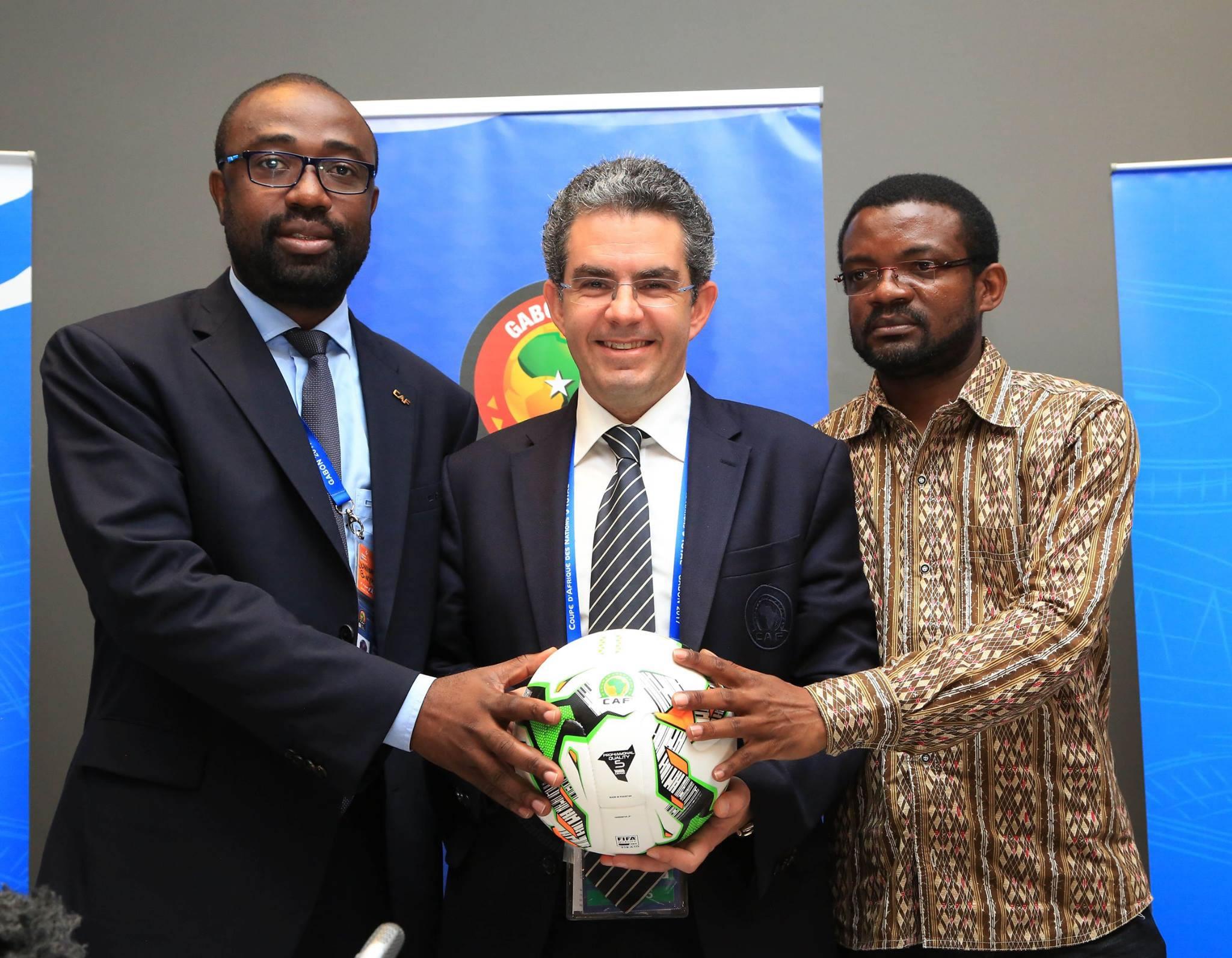 Balón oficial de la Copa Africana de Naciones 2017 | Foto CAF