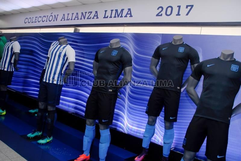 Nuevas camisetas de Alianza Lima | Foto Facebook Oficial