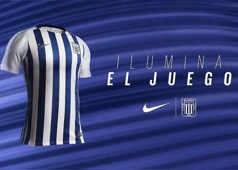 Nueva camiseta titular | Foto Twiter Oficial