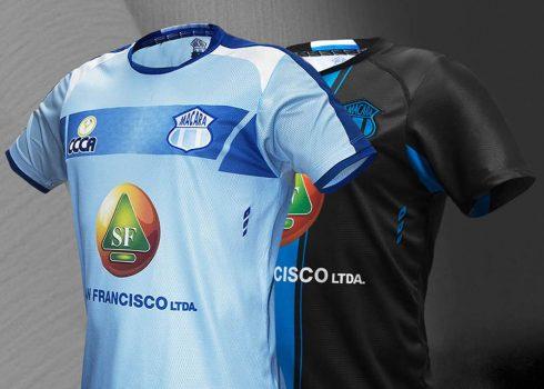 Nuevas camisetas del Macará   Imágenes Boman Sport