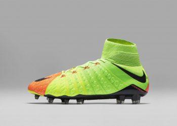 Tercera generación de los botines Hypervenom | Foto Nike