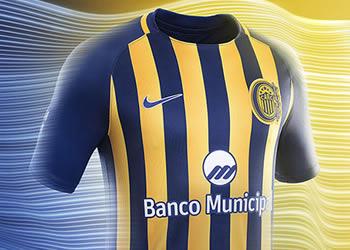 Nueva camiseta de Rosario Central | Imagen Tienda Oficial