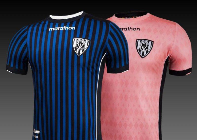 Camisetas Marathon de Independiente del Valle 2017 c09fcd8f29939