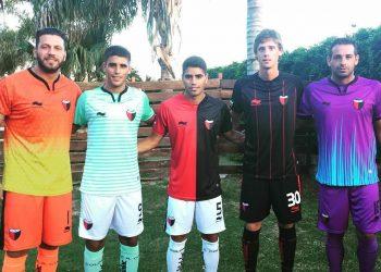 Nuevas camisetas de Colón | Foto Burrda