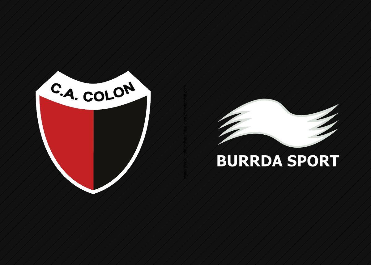 Colón vestirá Burrda Sport desde ahora