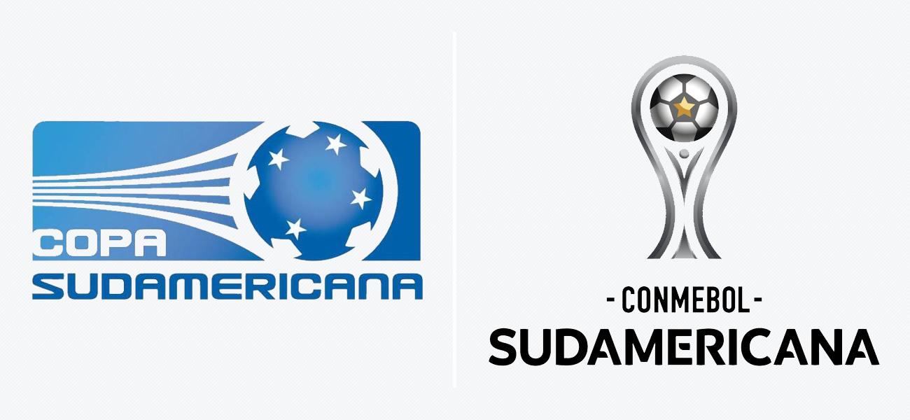 Logo anterior y el nuevo | Imágenes CONMEBOL