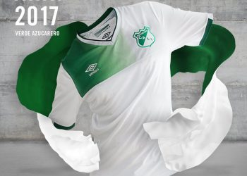 Camiseta suplente del Deportivo Cali | Foto Umbro