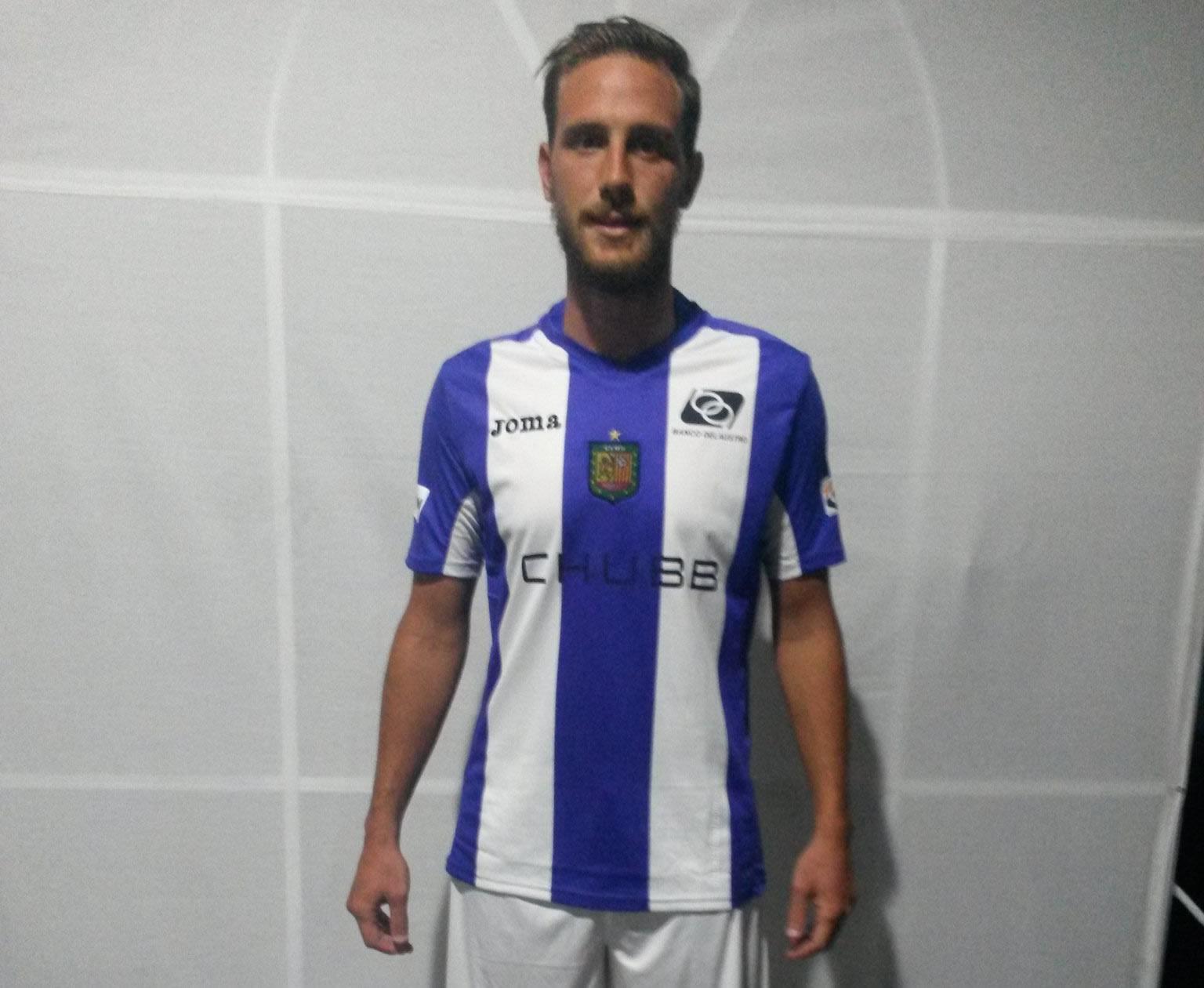 Camiseta para la Copa Sudamericana de Deportivo Cuenca | Imagen Twitter Oficial
