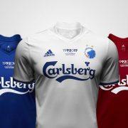 Camisetas especiales del FC Copenaghe   Foto Web Oficial