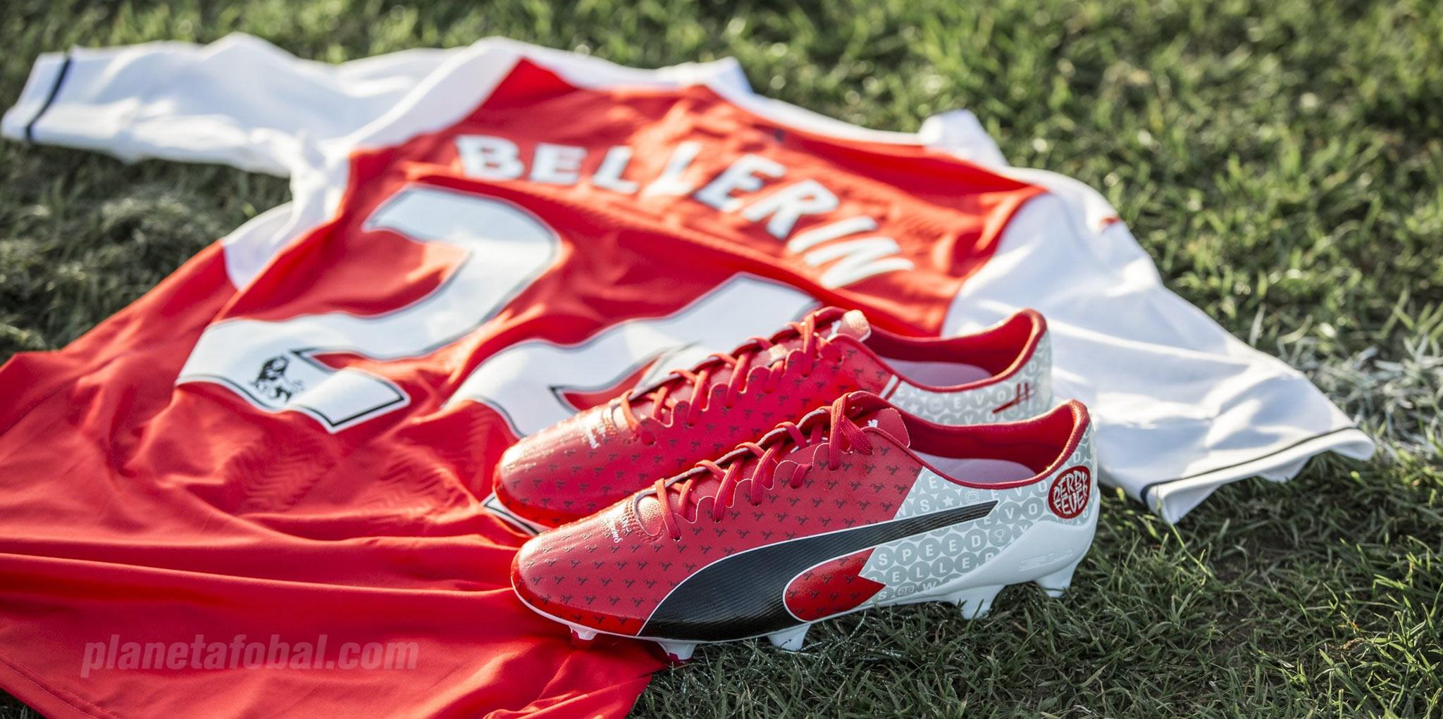 Botines exclusivos de Bellerín | Foto Puma