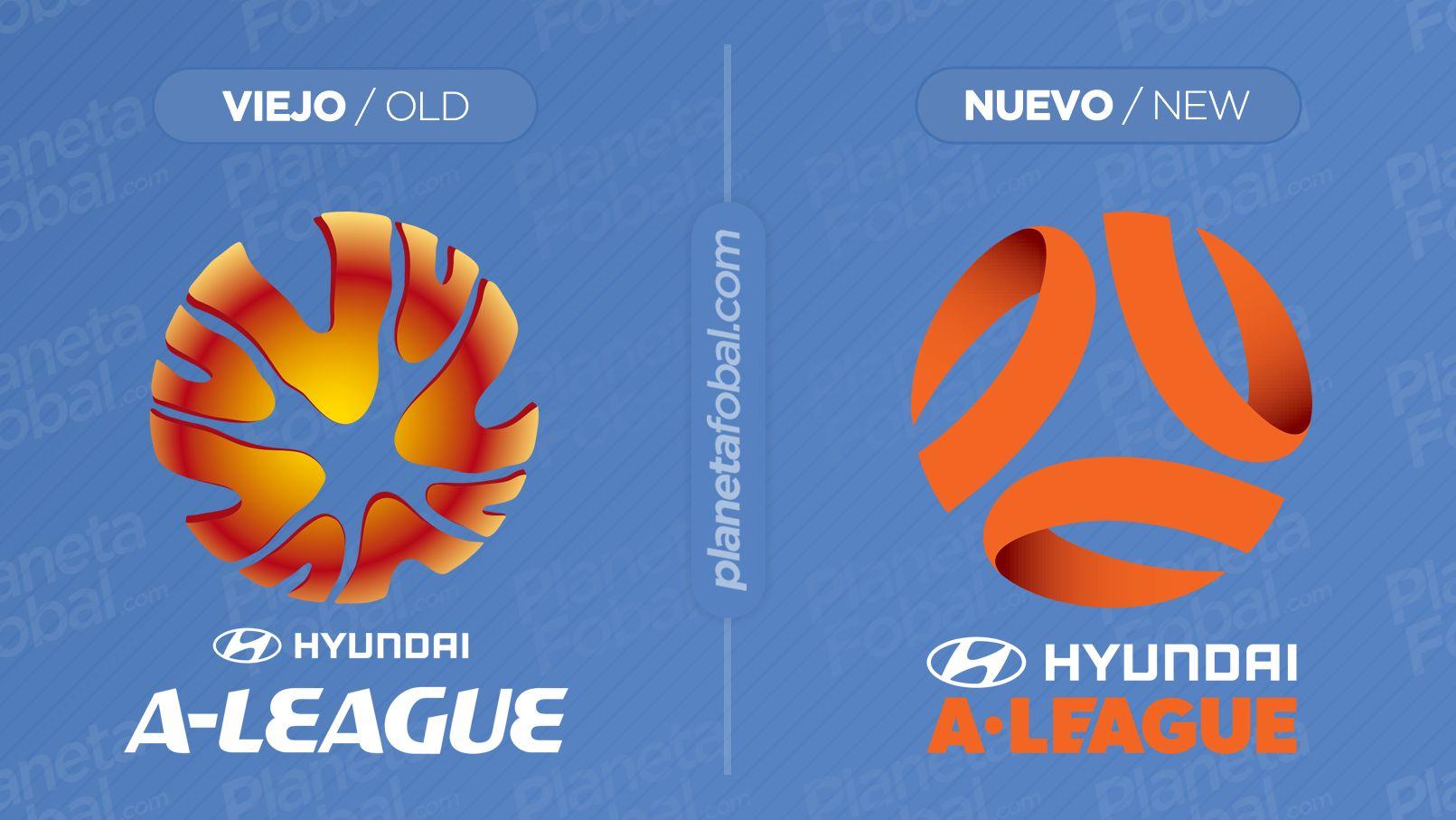 Logo anterior (izq) y el nuevo (der) | Imágenes Web Oficial